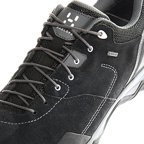 Haglöfs Schuhe Roc Claw GT Men - true black/rock 44