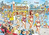 Wasgij Destiny 9 - Super Models? 1000 Piece Jigsaw Puzzle by Jumbo Games