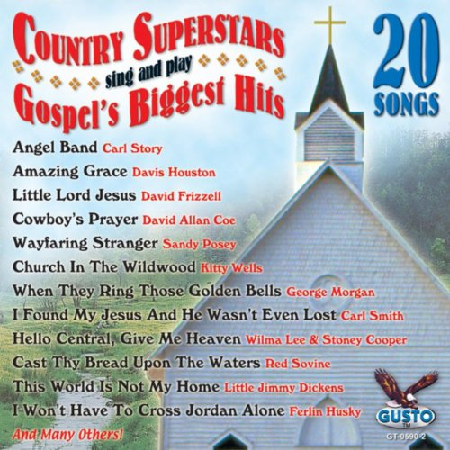 - Country Superstars Sing Play Gospel's Biggest Hits