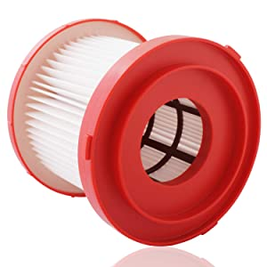 49-90-1900 HEPA Filter Replacement Compatible with Milwaukee M18 Cordless 2 Gal.Wet Dry Vacuum 0880-20
