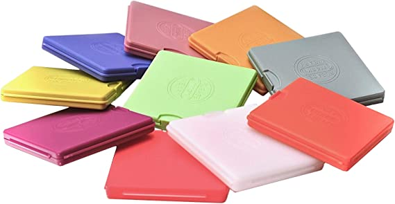 Estuche para mascarillas/Caja para mascarillas (Multicolor, 5 ...