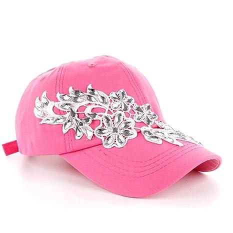 Gorras de béisbol Golf Tenis ejecutando Caps Denim Mujer ...