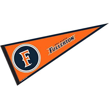 Amazon.com : College Flags and Banners Co. Cal State Fullerton ... on