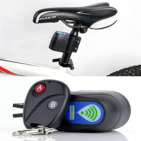 OTO Alarma remota - Alarma de Bicicleta de montaña con Control ...