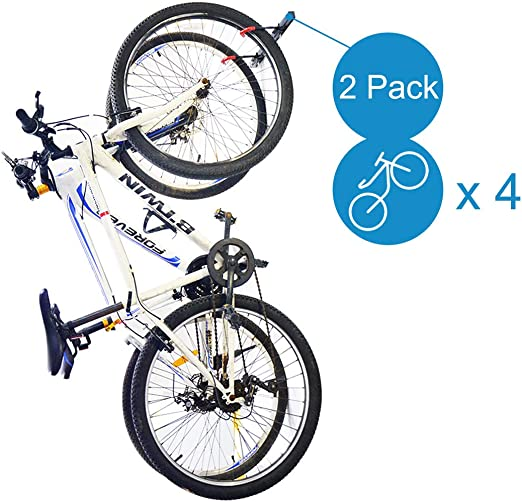 Qualward Soporte de Almacenamiento para Bicicletas para Garaje y ...