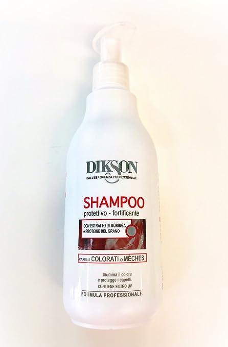 Champú Dikson para cabello y vetas de color coloreado - con ...