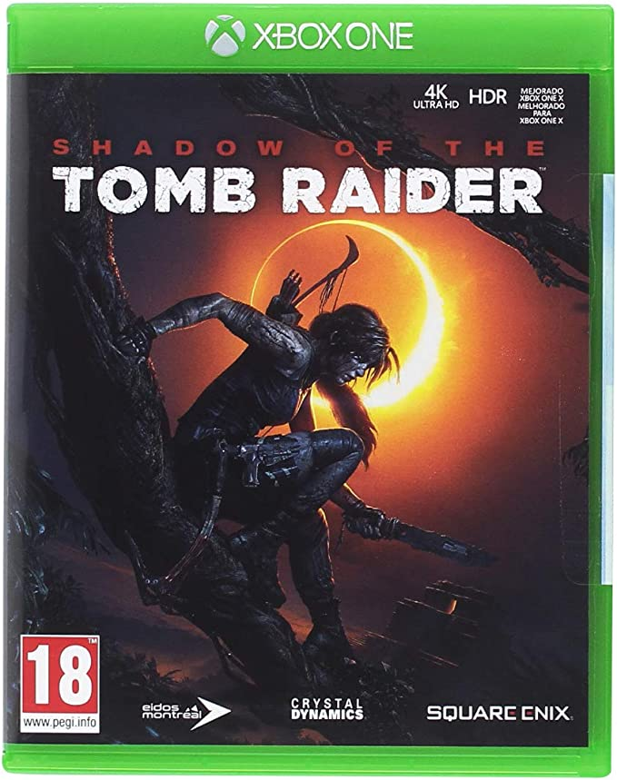 Shadow Of The Tomb Raider - Standard Edition Xbox One: Amazon.es ...