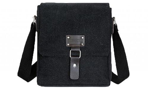 7e54c5e210a5 fabuxry® Casual Monedero bolso de piel Lienzo Cruz Cuerpo Messenger Bolsas   Amazon.es  Zapatos y complementos