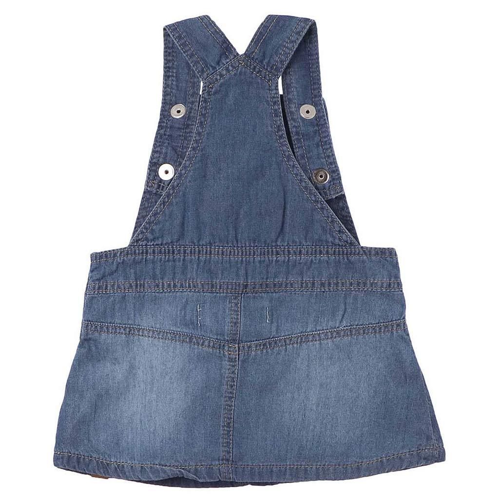OFFCORSS Newborn Girl Jumper Overall Skirtall Baby Dress Bragas para Bebe Niña