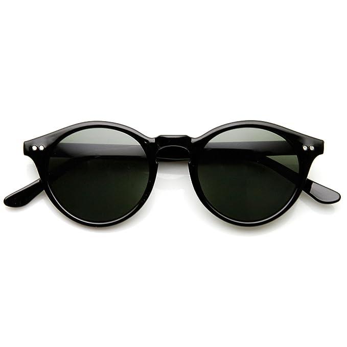 Amazon.com: zeroUV – anteojos Vintage inspirado en pequeño y ...