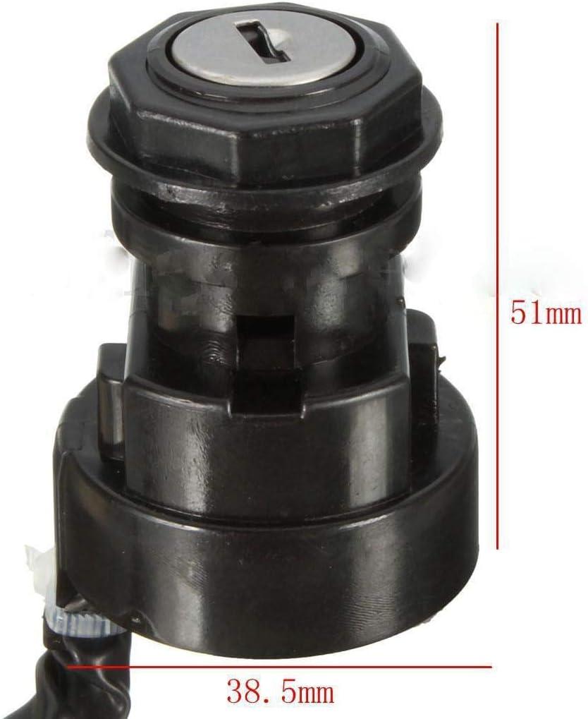 Premium Ignition Key Switch For YAMAHA BANSHEE 350 YFZ350 1987 88 89 90 91 92 93 1994