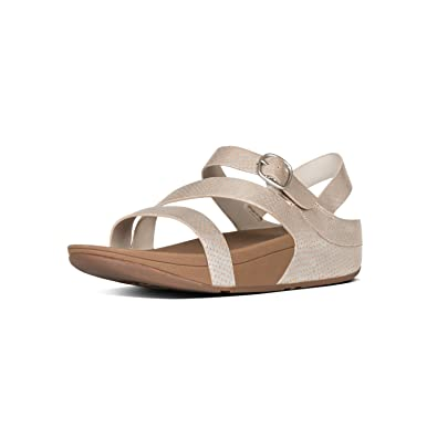 d0676d90dd3766 FitFlop Women s The Skinny Z-Cross Sandal