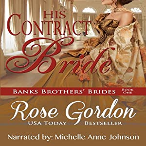 His Contract Bride Hörbuch