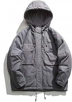 厚手の綿の服、冬の綿の服、暖かいパッド入りのジャケット、メンズジャケット、