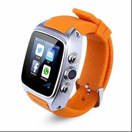 Montre Connectée Smartwatch Téléphone Android Intelligente NFC Remise en forme