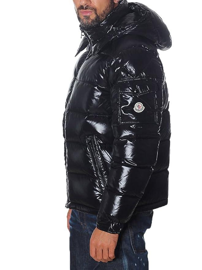 Moncler - Chaqueta - para hombre negro negro: Amazon.es: Ropa y accesorios