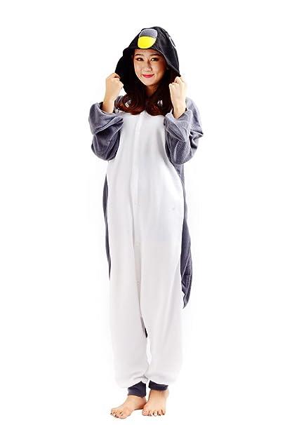 Adulto Kigurumi Cosplay Ropa de Dormir Pijama Ocio Disfraz ...