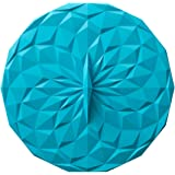 GIR: Get It Right Premium Silicone Round Lid, 12.5 Inches, Teal