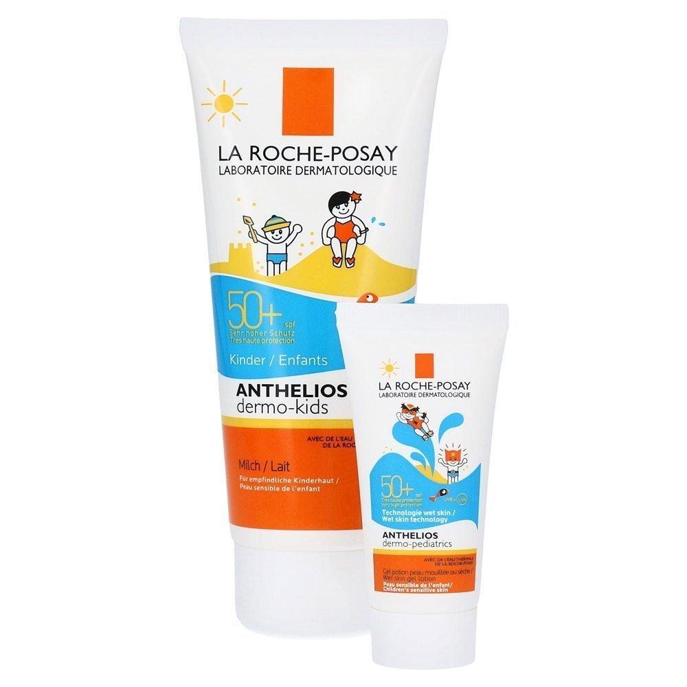 La Roche-Posay Anthelios Dermo-Kids LSF 50+, 100 ml Lotion L`Oreal Deutschland GmbH