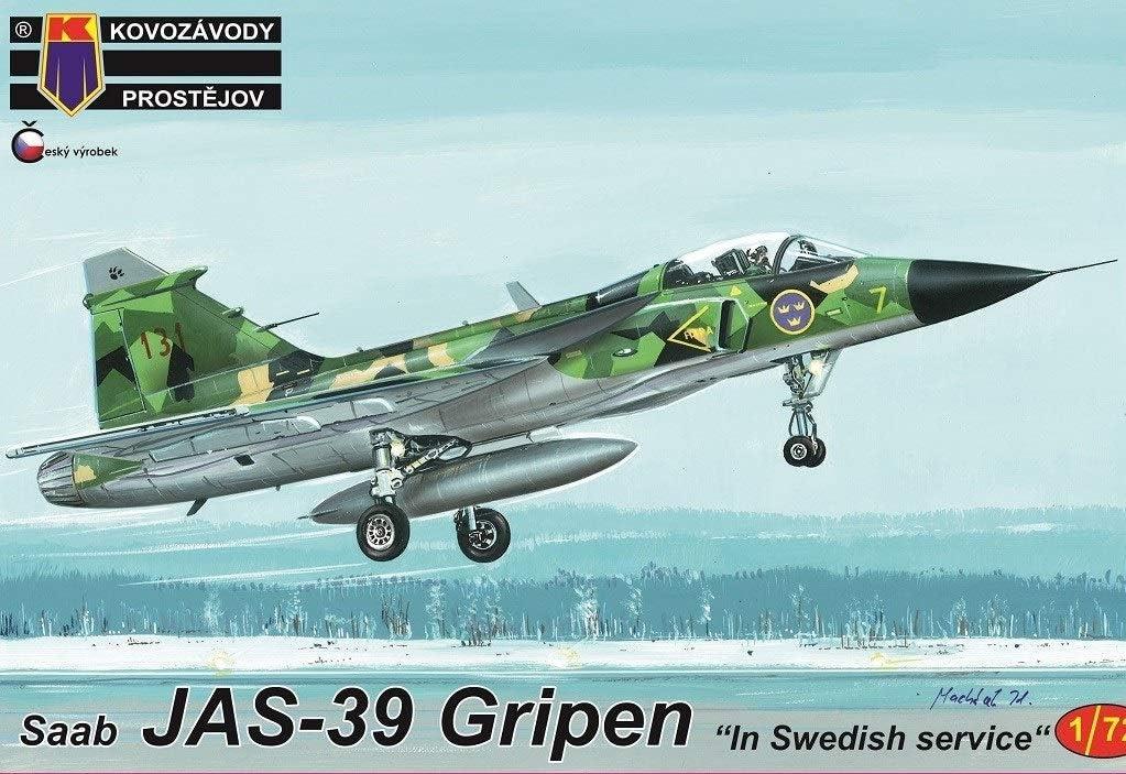 1//72 JAS-39 Gripen plastik kit 1//72 KP no KPM0161 NEW March 2020