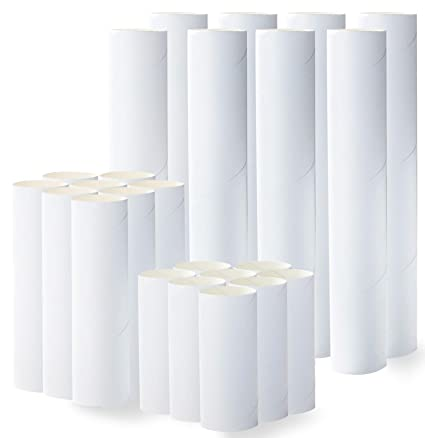 Amazon Com Craft Rolls 24 Pack Cardboard Tubes For Diy Crafts 4