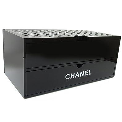 8599f5ee4b66 CHANEL シャネル ジュエリーボックス コスメボックス 収納ボックス ケース インテリア 並行輸入品 AMI1048