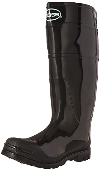 KNEE BOOTS - MENS - (USA) - SIZE 6 Case of 6