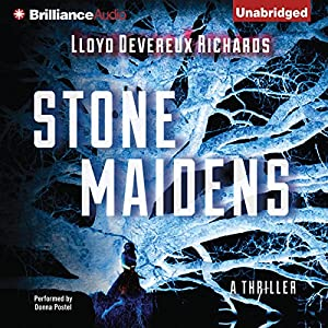 Stone Maidens Hörbuch