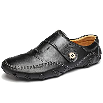 Xiazhi-shoes, Mocasines Casual Drive para Hombre The New Octopus Soft Bottom Transpirable Mocasines para Barco, (Color : Negro, tamaño : 46 EU): Amazon.es: ...