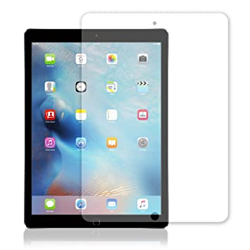 quality design 0c1cd cd1b6 iPad Pro - Screen Protector, Clear Plastic Guard Film Saver Cover ...