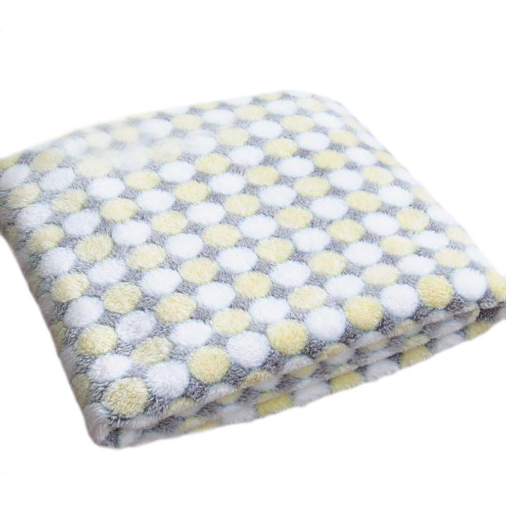 Wicemoon pour animal de compagnie Chien couvertures chaud Automne et Hiver épais Cat Couverture pour animal domestique Fournitures chenil Pad