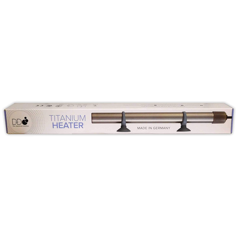 D-D Schego Titanium Heater 300W for aquariums up to 300L