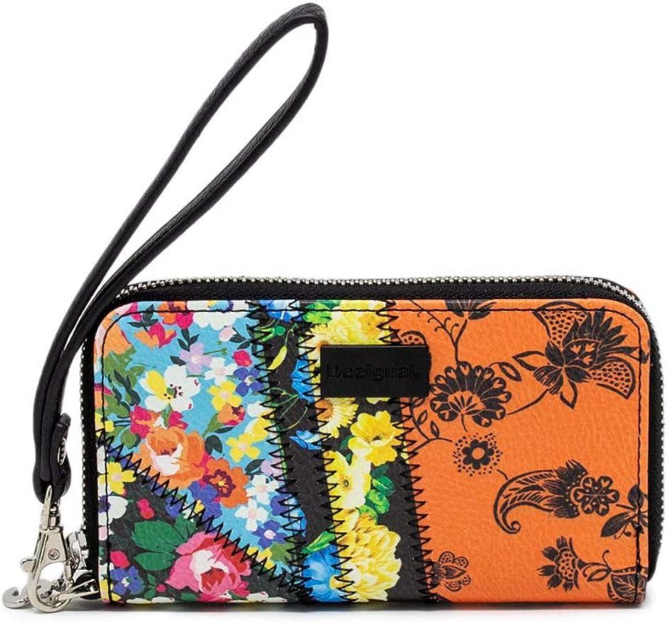 Desigual Wallets woman Mone Gipsy Mini Zip 19SAYP24