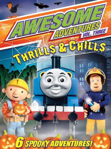 Awesome Adventures: Thrills & Chills Vol. (All Halloween Movies For Kids)