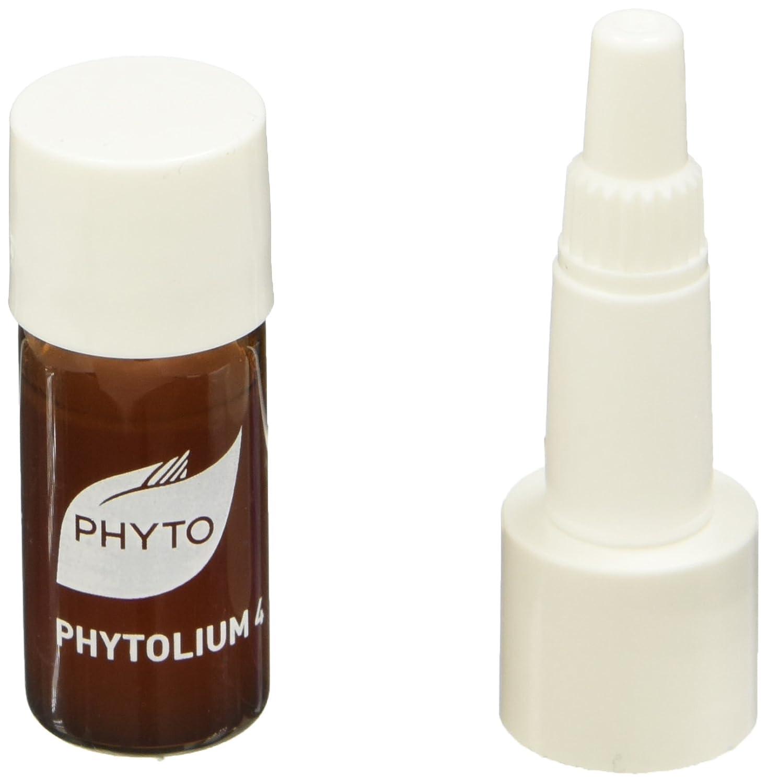 Phyto phytolium Energizante Botanical concentrado cuero cabelludo Tratamiento, 12 x 3,5 ml: Amazon.es: Belleza