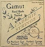 Set Academie Cello Strings Medium Gauge