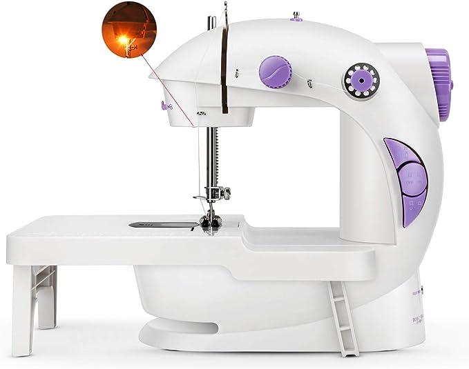 RLF LF Hogar Máquina de Coser para Pequeño Electrónico, Máquina de ...