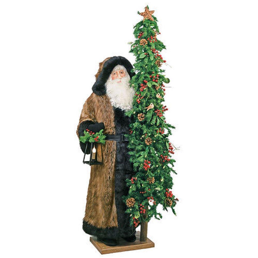 Ditz Designs Christmas Tracker 2nd Edition Father Christmas Santa