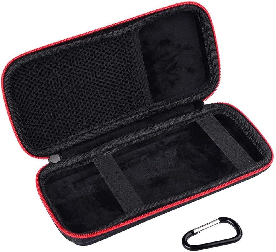 FiedFikt - Caja de Almacenamiento portátil de Goma EVA, Universal, para Todos los Paquetes de Almacenamiento de energía móvil: Amazon.es: Hogar