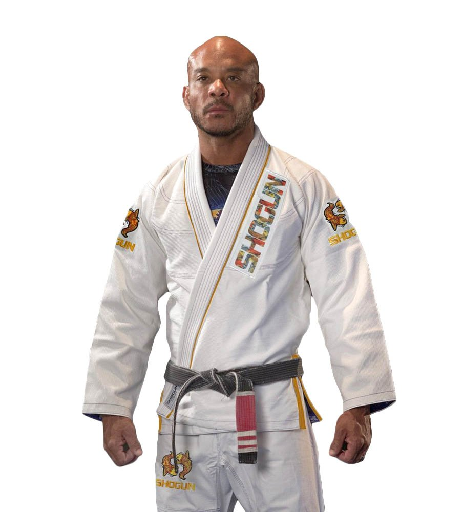 Shogun Fight Grand B076NZJ1GC Koi Koi 450 gパール織りコットンプレミアム柔術GI A3 A3 B076NZJ1GC, ホユキ:edede0b7 --- capela.dominiotemporario.com