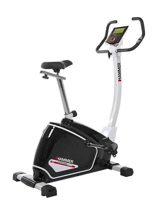 Hammer Bicicleta Estática Cardio XTR: Amazon.es: Deportes y aire libre