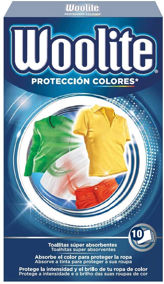 Woolite Color Protect Wipes - 10 Wipes