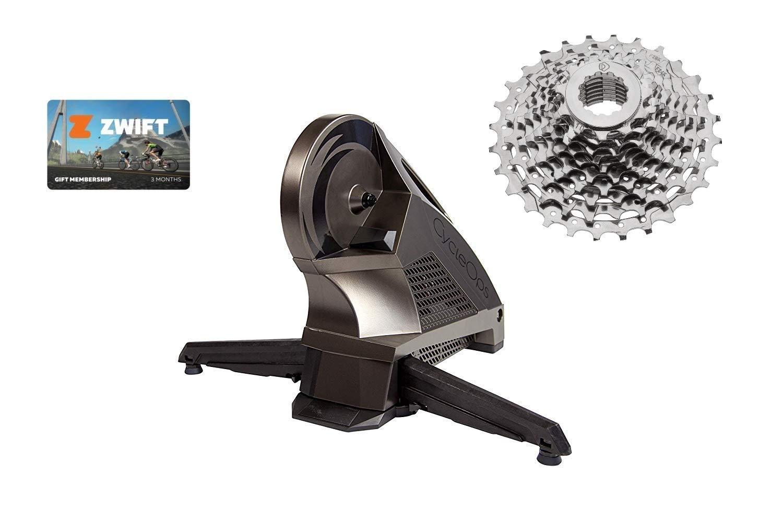 CycleOps H2 ダイレクトドライブ スマートトレーナー 11速カセット 3ヶ月 Zwift メンバーシップ