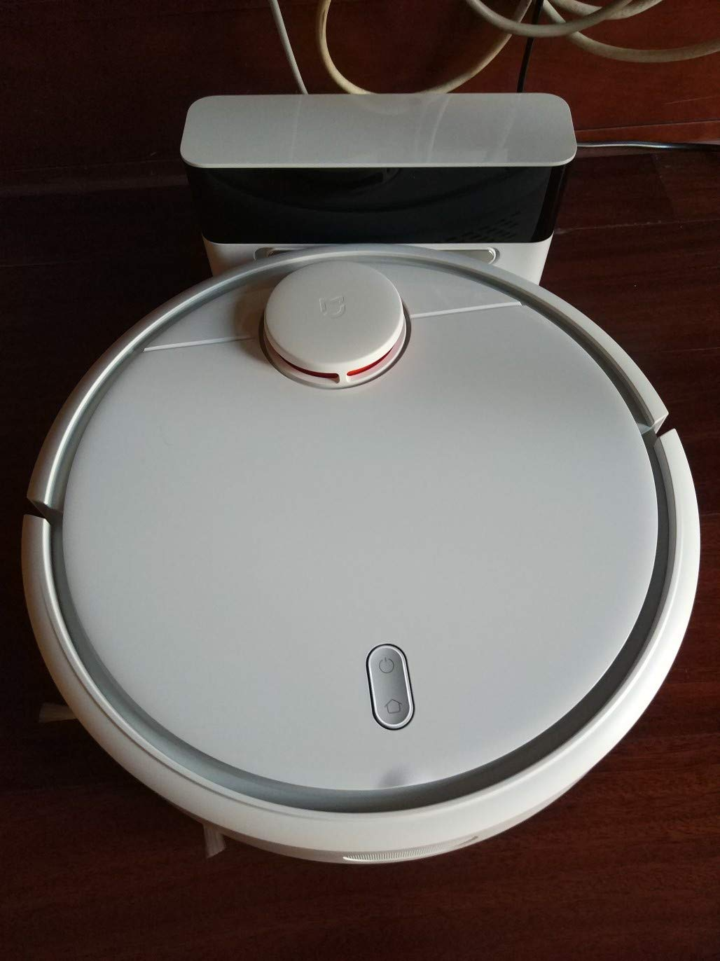 Amazon.com - DDgrin Xiaomi Mi Smart Automated Robot Vacuum Cleaner with Laser Distance Sensor Powerful Suction, Easy Dust Removal, Give You A Clean Home -