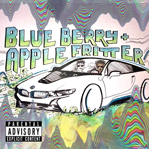 (Blueberry and Apple Fritter [Explicit])