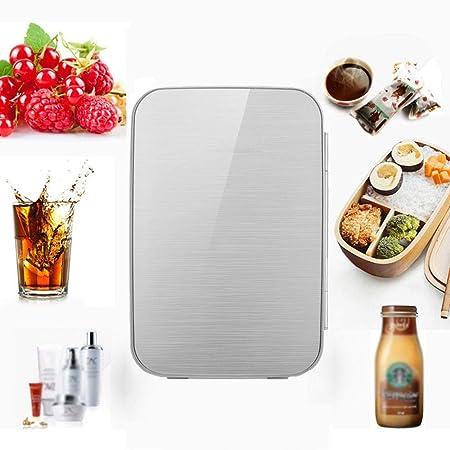 YIWANGO 22L Mini Refrigerador Fría Caliente Doble Función De Coche ...