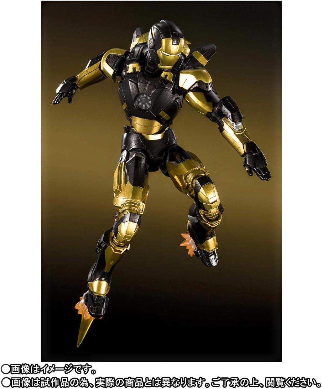 BANDAI Premium S.H.Figuarts Iron Man MK-XX Python Action Figure