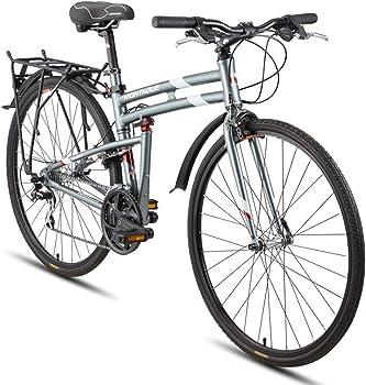 Montague Urban Folding 700c Pavement Hybrid Bikes