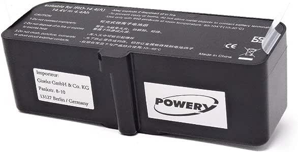 Batería para Robot Aspirador iRobot Roomba 980, 14,4 V, ion de litio: Amazon.es: Electrónica