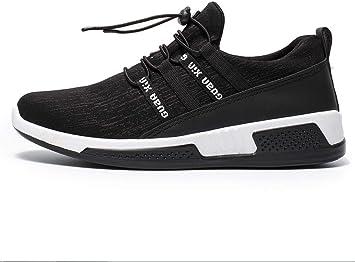 Zapatillas Ligeras Para Hombres Zapatillas Deportivas Con Amortiguación Casual Zapatillas Con Cordones Para Hombres Zapatos Cómodos Para Correr Para Hombres Zapatillas Para Correr Al Aire Libre Para C: Amazon.es: Deportes y aire